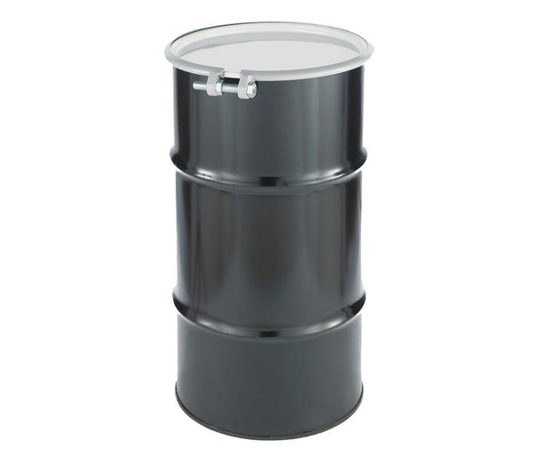 5 Gallon Black Tight Head Steel Drum  Model #CQ0503