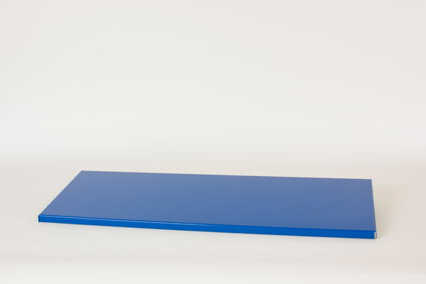 Shelves & Parts Epoxy Coated Metal Shelf for CRA-30, CRA-32 CRA-45, CRA-47 & ADD-CRA Blue - Cabinet Accessories