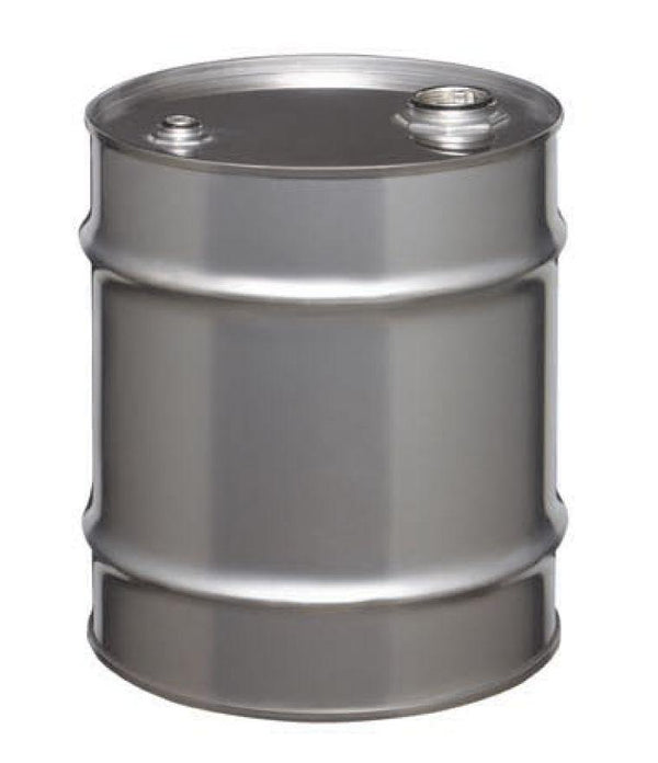 8 Gallon Tight Head Stainless Steel Drum Model #ST0803
