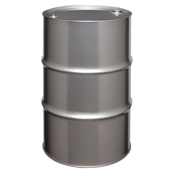 55 Gallon Tight Head Stainless Steel Drum Model #ST5504