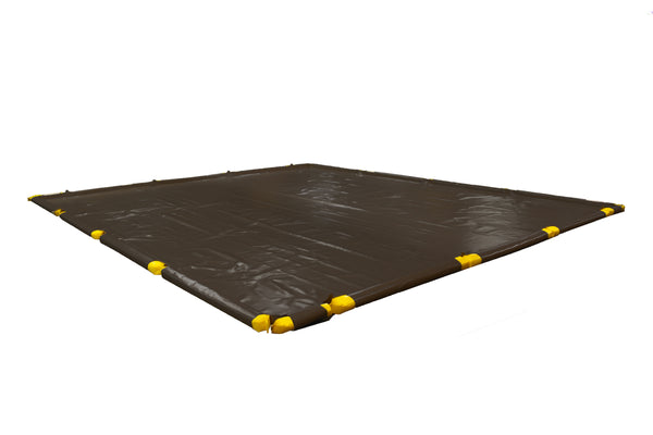 Ground Pad For T8201 Series SpillNests-Black