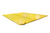 "SpillNest Berm with Removable Sidewalls, Economy - 12'x51'x4.5""-Yellow"