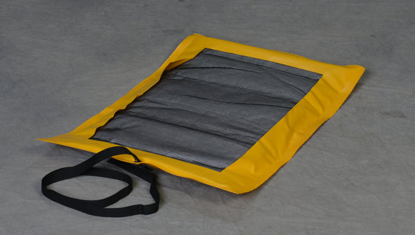 "SpillNest Drip Pad - 24""x36"" - Medium-Yellow/Black"