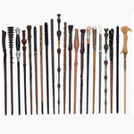 28 Kinds of Potters Magic Wands Cosplay Harried Dumbledore Voldmort Snape Metal/Iron Core Magic Wand without Box