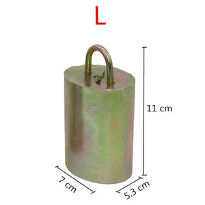 1 Pcs Large Thickened Cattle Sheep Copper Bells Livestock Animal Husbandry Copper Bells Sound Loud Brass Bell