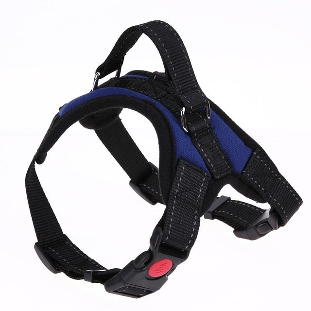 Adjustable Pet Puppy Large Dog Harness for Small Medium Large Dogs Animals Pet Walking Hand Strap