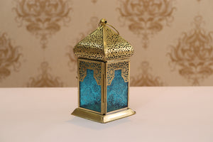 Blue Color Lantern