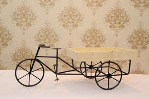 Cycle Shape Tray for Parties and Home Decor
