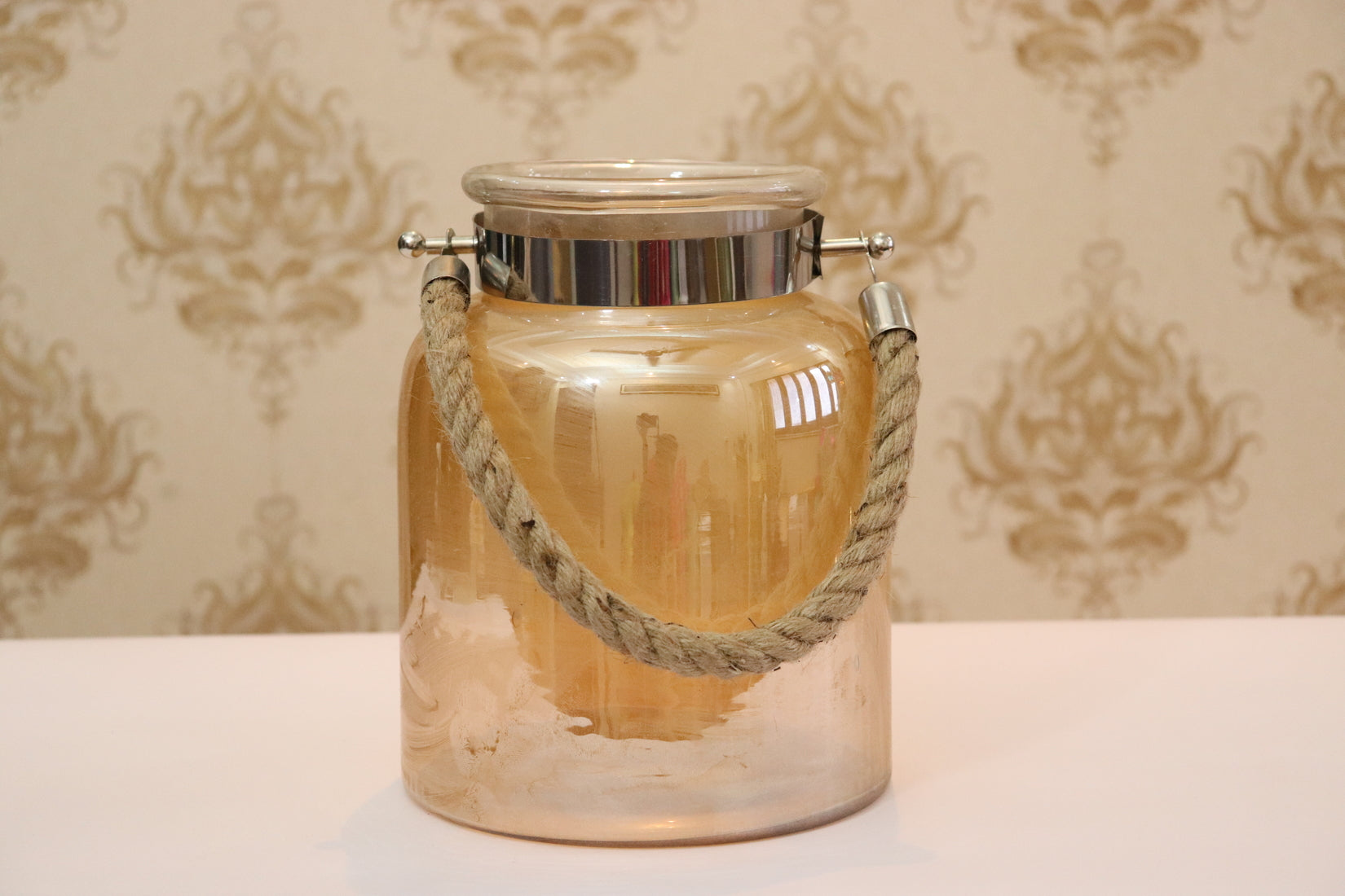 Glass Jar Home Decor