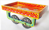 Hand painted Thela Tray