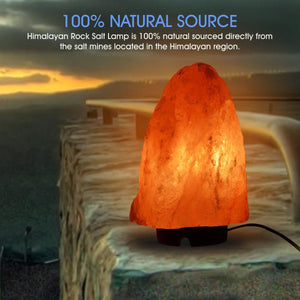 Himalayan Rock Salt Lamp