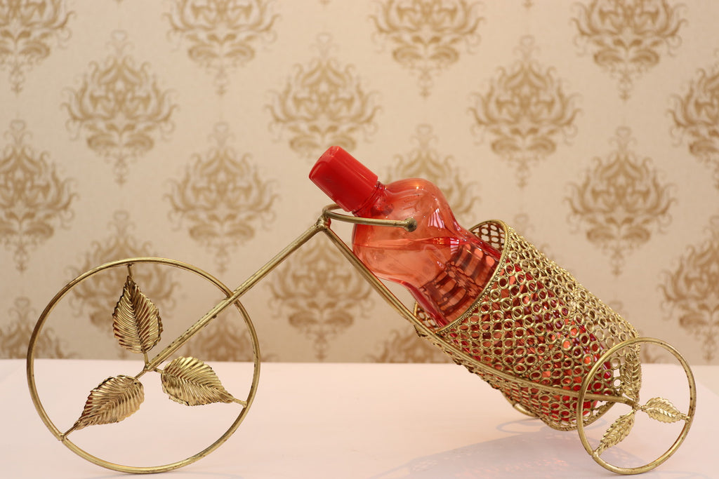 Cycle Wine Bottle Holder