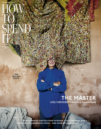 Financial Times - How To Spend It - October 2020