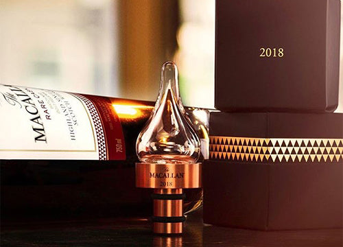 THE MACALLAN 2018 RARE CASK STOPPER