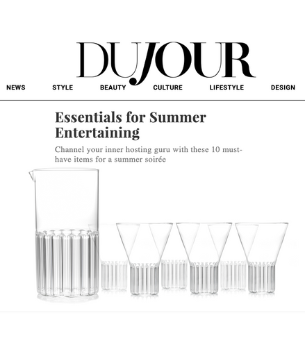 DuJour.com - Essentials for Summer Entertaining