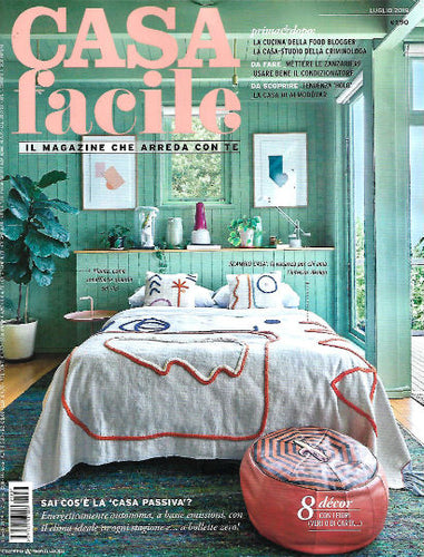 Casa Facile July issue fferrone