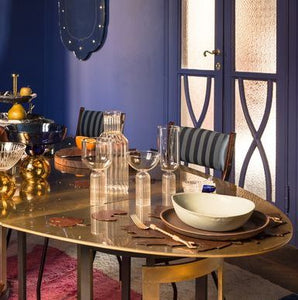 ELLE Decor - Sophisticate and Shareable Table