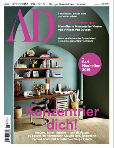 AD Architectural Digest Germany, September 2019