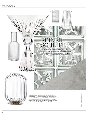 fferrone in Elle Decoration Germany