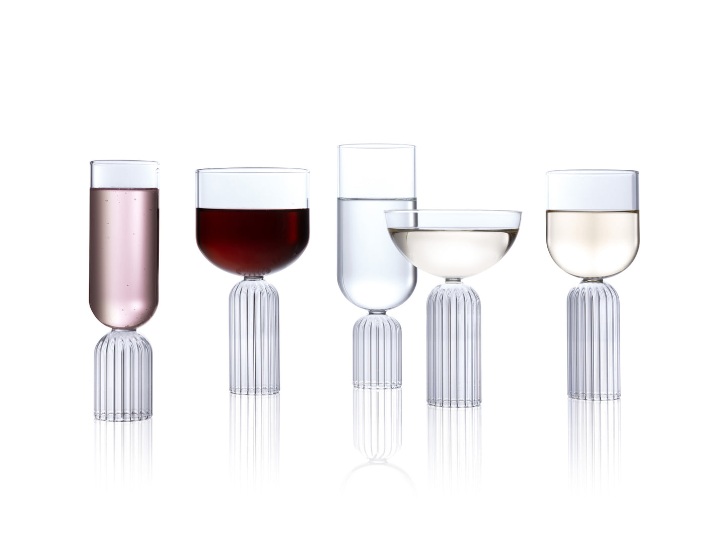 Luxury May Glassware Collection