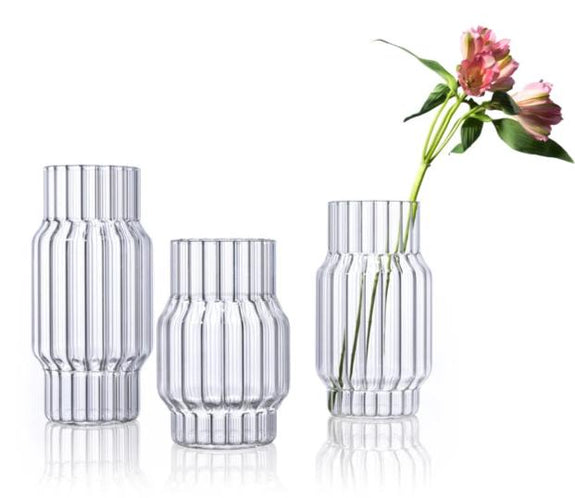Set of 3 Albany Vases