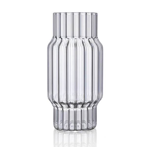 Designer luxury glass vase albany