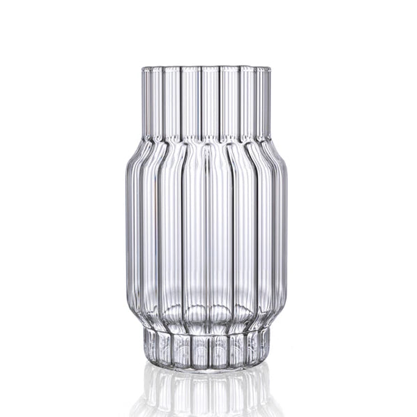 Medium Albany Vase - designer glass vase by fferrone