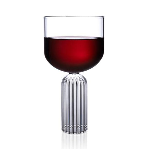 May large glass perfect for red wine or water