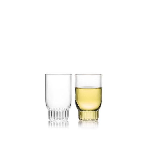 Rasori Small glasses are perfect for wine