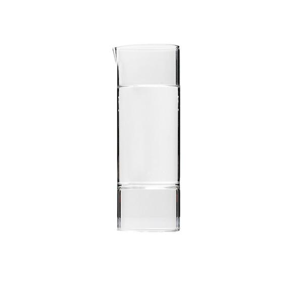 Minimalist glass carafe revolution