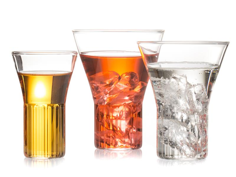 Luxury Rila Collection drinking glasses fferrone