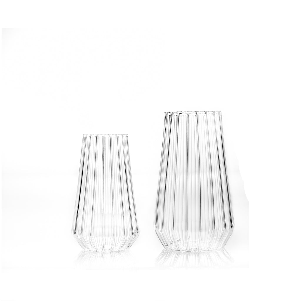 Stella Large and Medium vases - fferrone design