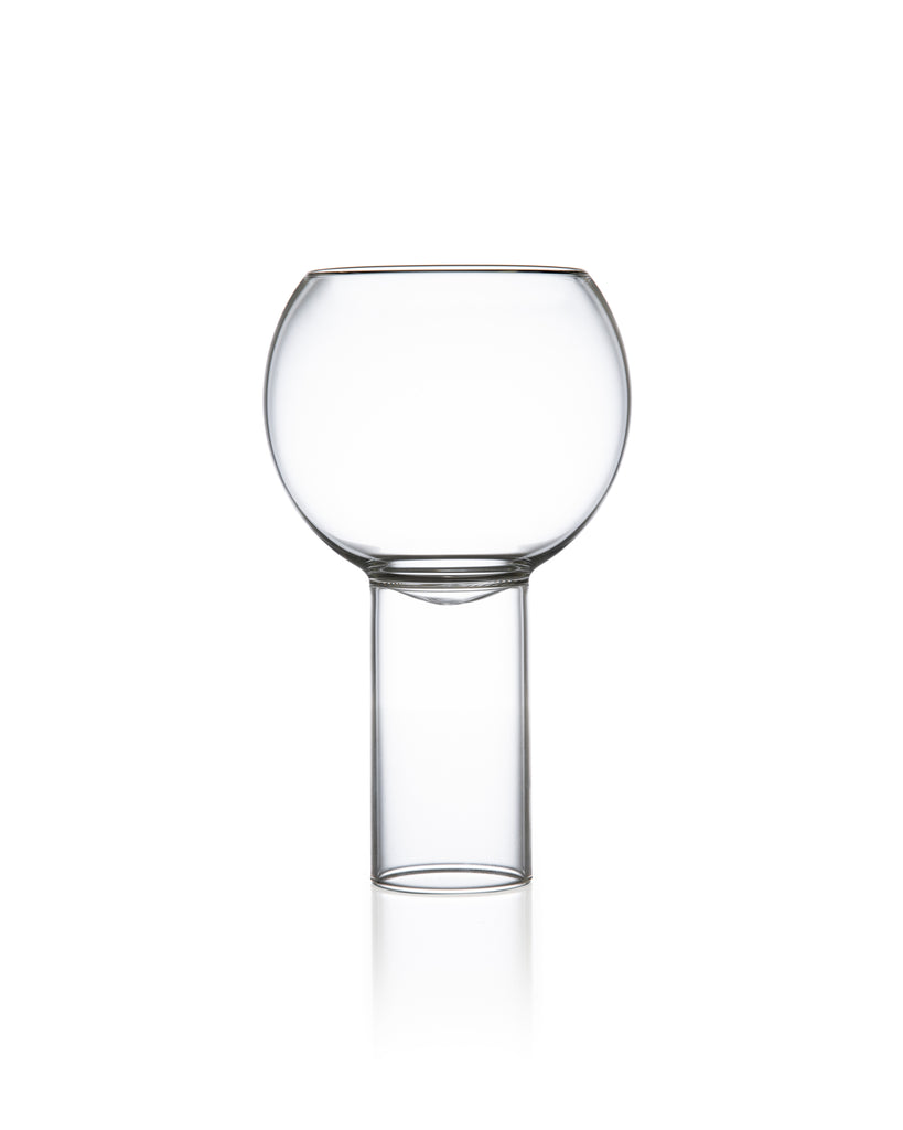 Tulip tall medium - luxury stemware fferrone
