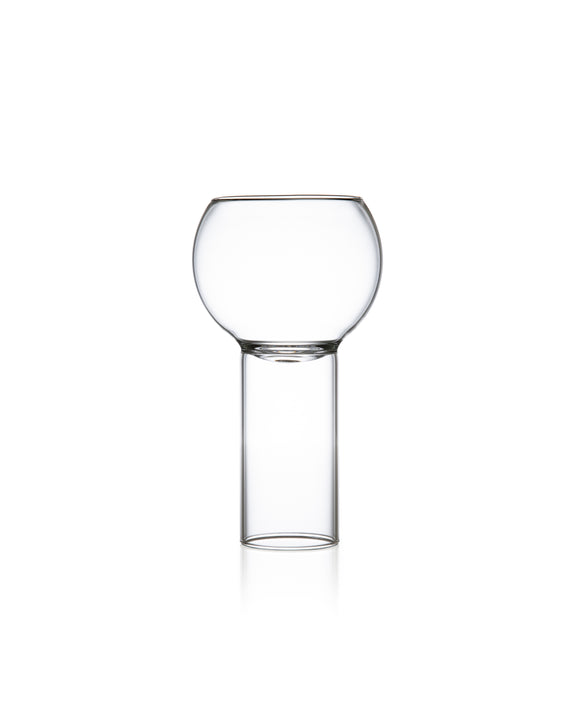 Luxury Tulip tall small glass - fferrone