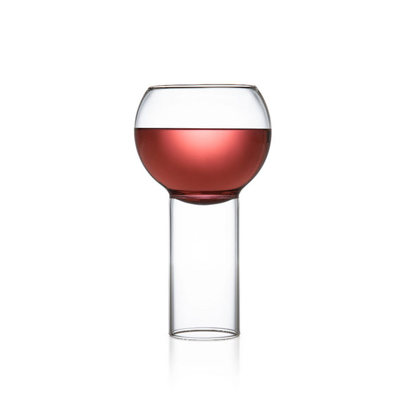 Tulip tall small glass - fferrone design