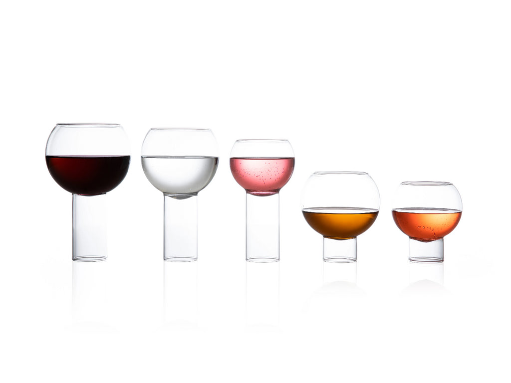 Luxury Tulip collection glassware - fferrone
