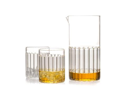 Designer Country Chic glassware bessho