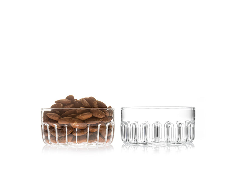 bessho medium designer glass bowl