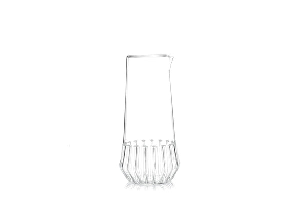 Mixed Carafe with Small Glasses Set