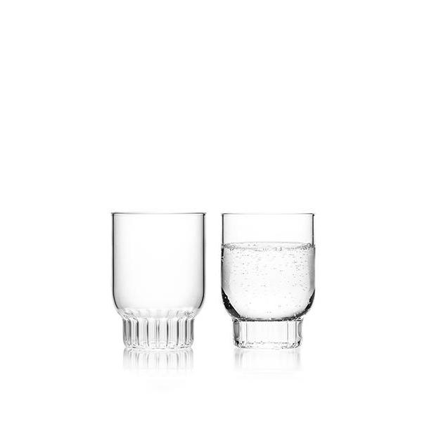unique glasses for water or cocktails