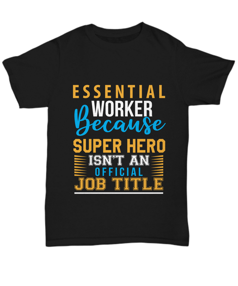 Essential Worker Hero