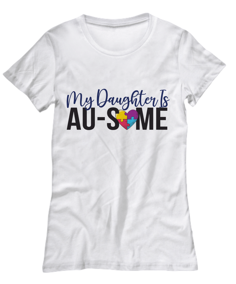 Autism Shirt-Daughter