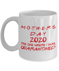 Mother's Day 2020 Mug-Red