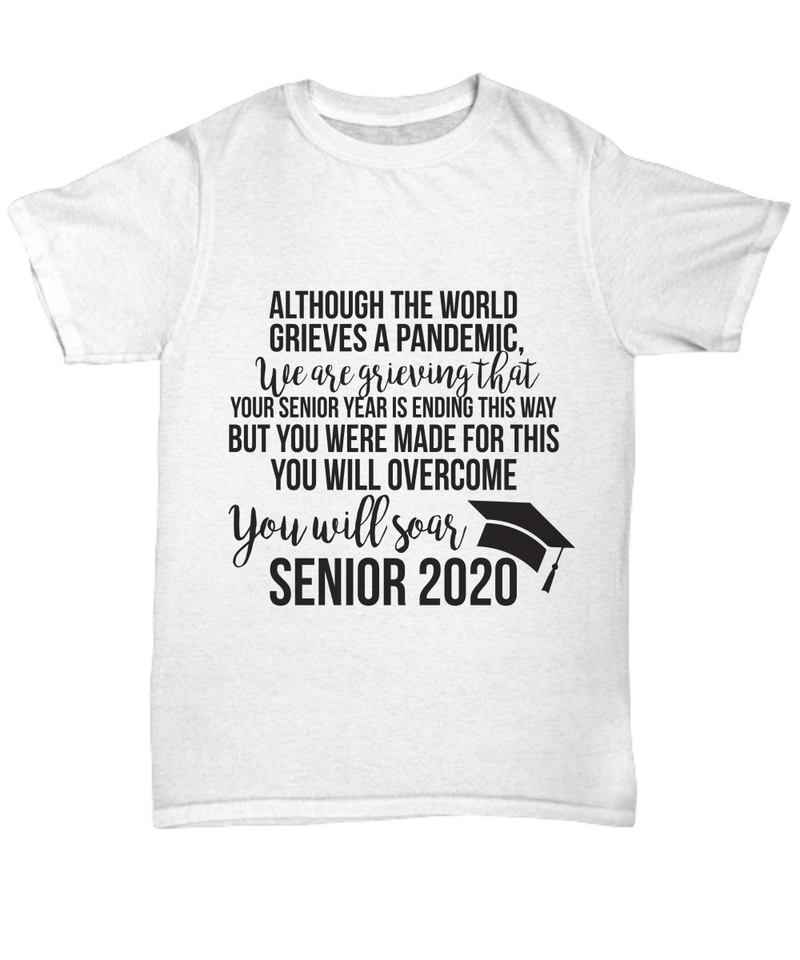 2020 Message To Senior Graduate