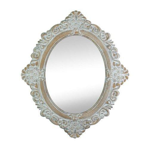 Vintage Amelia Taupe Mirror (pack of 1 EA)