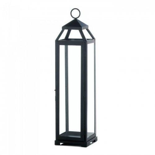 Extra Large Lean & Sleek Candle Lantern (pack of 1 EA)