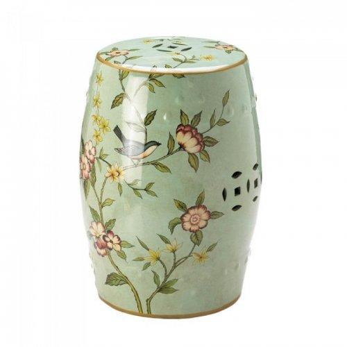 Floral Garden Decorative Stool (pack of 1 EA)