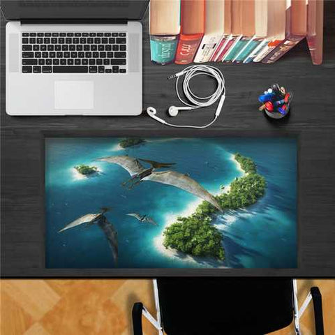 Dinosaur Ages PAG STICKER 3D Desk Sticker Wall Decals Home Wall Desk Table Decor Gift
