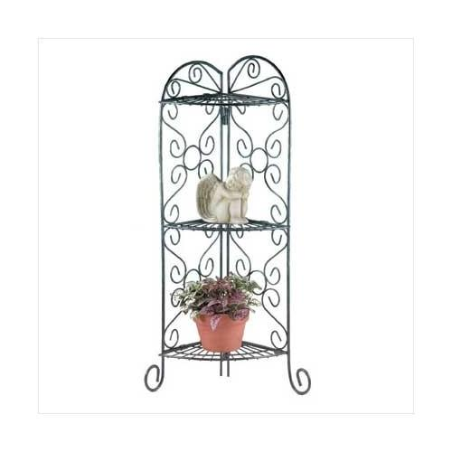 Corner Plant Stand (pack of 1 EA)