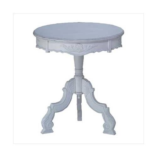 Romantic Rococo Accent Table (pack of 1 EA)